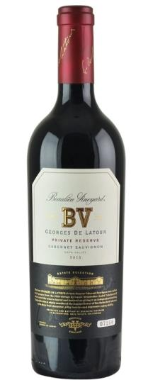 2015 Beaulieu Vineyard Private Reserve Georges de Latour