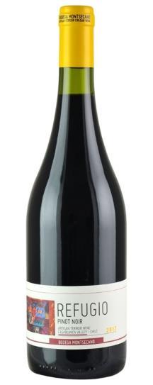 2017 Montsecano Pinot Noir Refugio