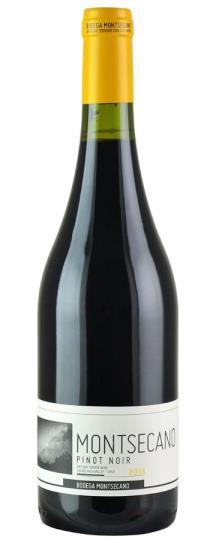 2016 Montsecano Pinot Noir