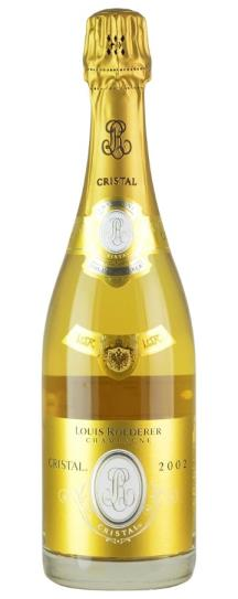 2002 Louis Roederer Cristal Late Release