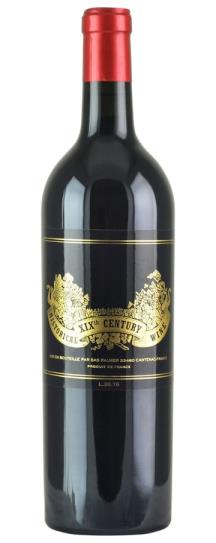 2017 Chateau Palmer Historical XIXth Century Blend