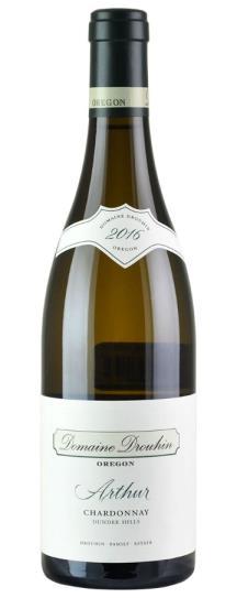 2016 Domaine Drouhin Oregon Chardonnay Arthur