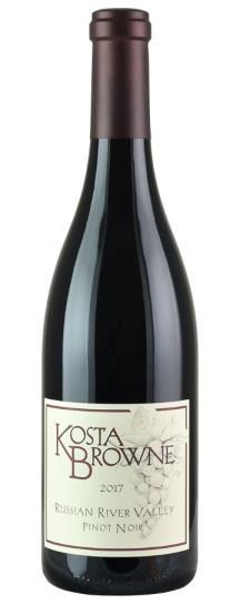 2017 Kosta Browne Pinot Noir Russian River Valley