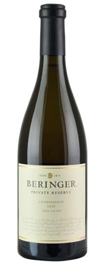 2016 Beringer Chardonnay Private Reserve