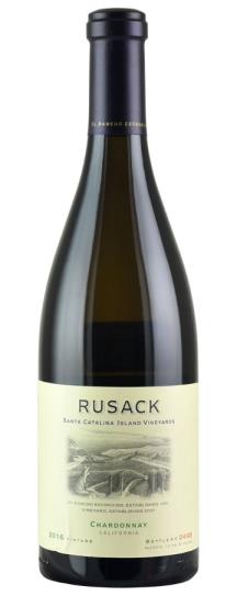 2016 Rusack Vineyards Santa Catalina Island Chardonnay