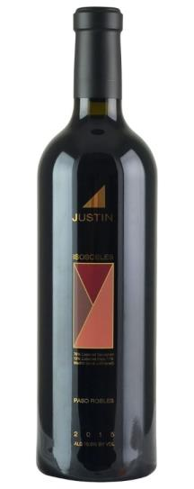 2015 Justin Vineyard Isosceles Proprietary Red Wine
