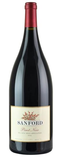 2013 Sanford Pinot Noir