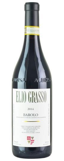 2014 Elio Grasso Barolo Classico