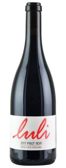 2017 Luli Pinot Noir
