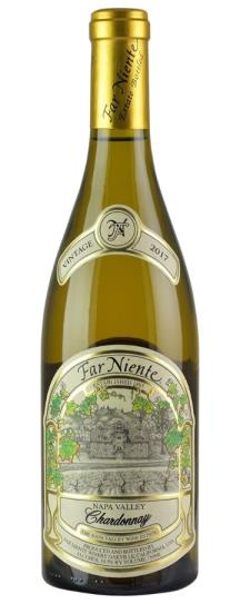 2017 Far Niente Chardonnay