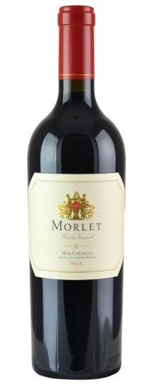 2012 Morlet Family Vineyards Cabernet Sauvignon Mon Chevalier