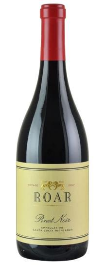 2017 Roar Pinot Noir Santa Lucia Highlands