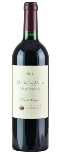 2016 Altagracia Cabernet Sauvignon