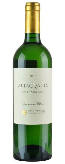 2017 Eisele Vineyard Altagracia Sauvignon Blanc