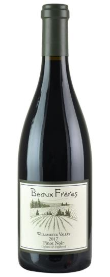 2017 Beaux Freres Pinot Noir Willamette Valley