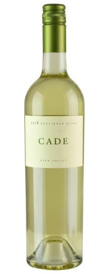 2018 Cade Sauvignon Blanc