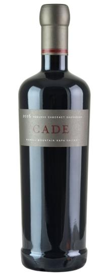 2016 Cade Reserve Cabernet Sauvignon