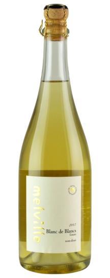 2017 Melville Blanc de Blanc Sparkling Wine