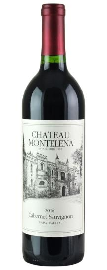 2016 Chateau Montelena Cabernet Sauvignon Napa