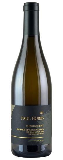 2017 Paul Hobbs Chardonnay Richard Dinner Vineyard