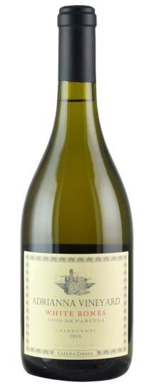 2016 Bodegas Catena Zapata White Bones Chardonnay