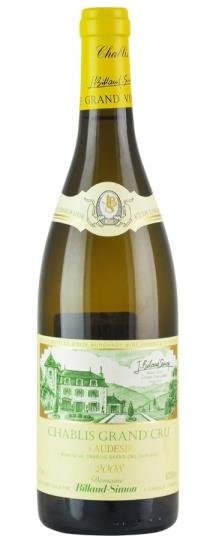 2008 Billaud-Simon Chablis Vaudesir