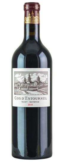 2020 Cos d'Estournel Bordeaux Blend