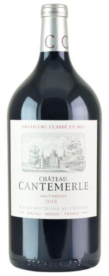 2018 Cantemerle Bordeaux Blend