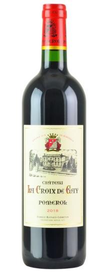 2018 La Croix de Gay Bordeaux Blend