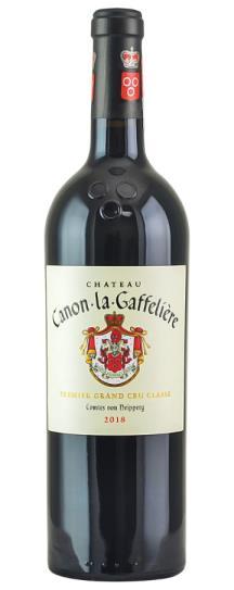 2020 Canon la Gaffeliere Bordeaux Blend