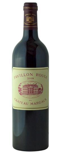 2018 Chateau Margaux Pavillon Rouge