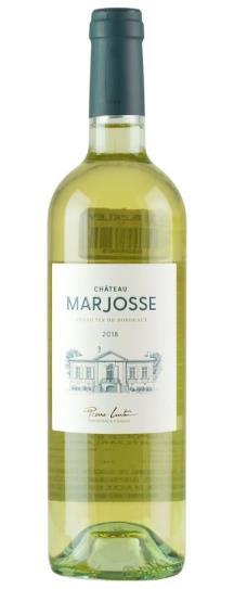 2018 Marjosse Bordeaux Blanc