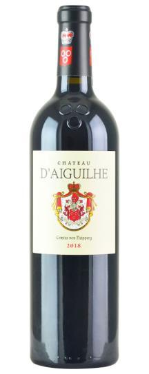2018 Chateau d'Aiguilhe Bordeaux Blend