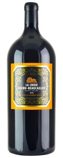 2018 La Croix de Beaucaillou Bordeaux Blend