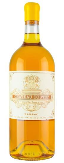 2018 Chateau Coutet Sauternes Blend