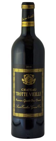 2018 Trottevieille Bordeaux Blend
