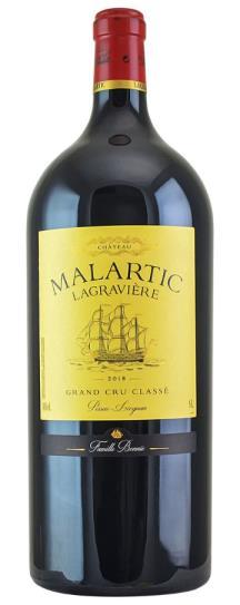 2018 Malartic-Lagraviere Bordeaux Blend