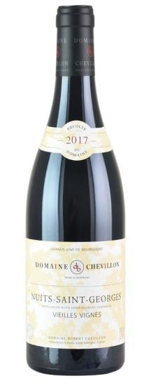 2017 Robert Chevillon Nuits St Georges Vieilles Vignes