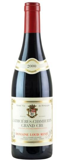 2000 Louis Remy Latricieres Chambertin