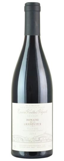 2018 Jean Louis Dutraive Domaine de la Grand'Cour Fleurie Cuvee Vieilles Vignes du Clos