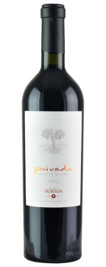 2015 Bodega Norton Privada Proprietary Red Wine