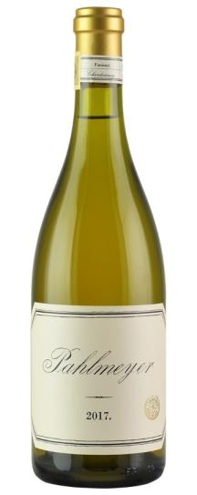 2017 Pahlmeyer Winery Chardonnay Napa
