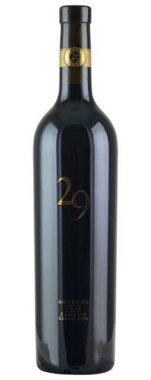2016 Vineyard 29 Aida Estate
