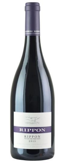 2015 Rippon Pinot Noir Mature Vine