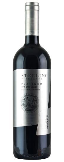 2015 Sterling Vineyards Platinum Cabernet Sauvignon