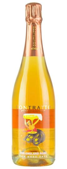 2012 Contratto For England Brut Rose