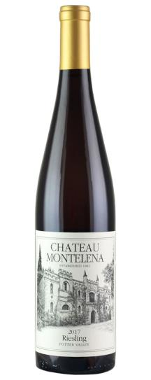 2017 Chateau Montelena Riesling Potter Valley