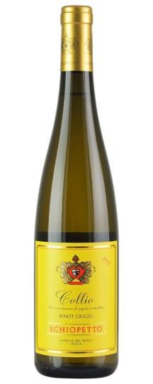 2017 Schiopetto Pinot Grigio