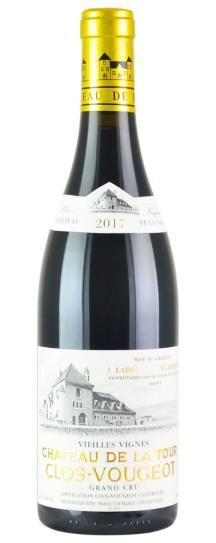 2017 Chateau de la Tour Clos Vougeot Vieilles Vignes