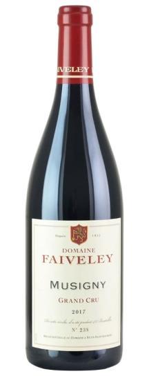 2017 Domaine Faiveley Musigny Grand Cru